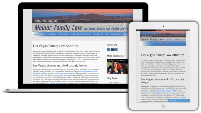 Henderson family law attorney