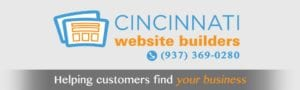 Cincinnati Website Builders Logo