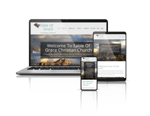 Table of Grace Church Website