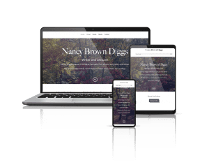 Dayton Author Website