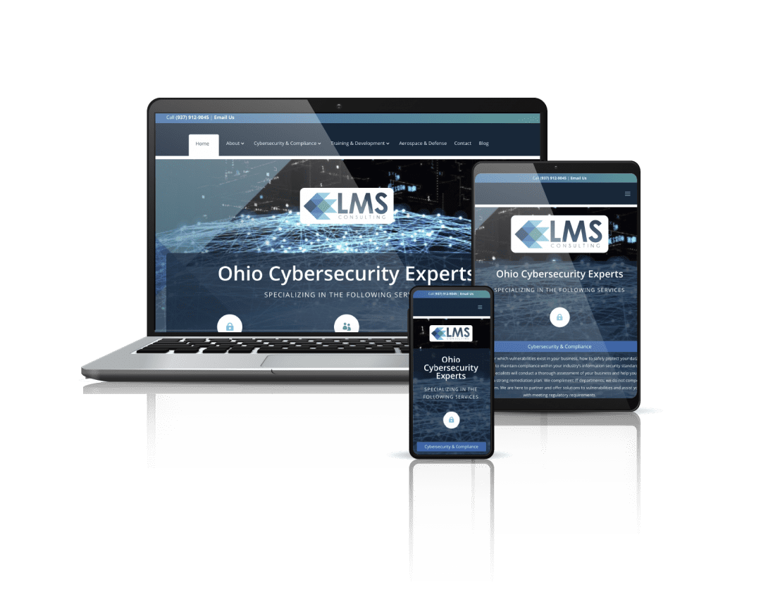 LMS Consulting Website
