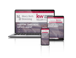 Mary Beth Real Estate Website
