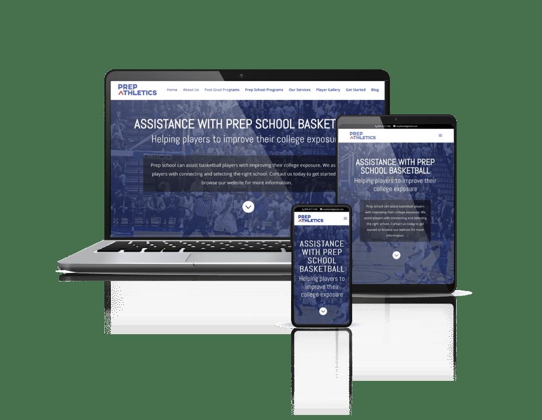 Prep Athletics website