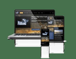 Top Tier Fishing Website