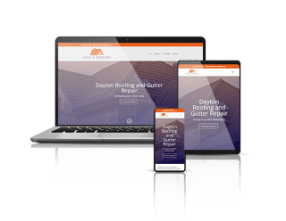 Josh A Roofing Website