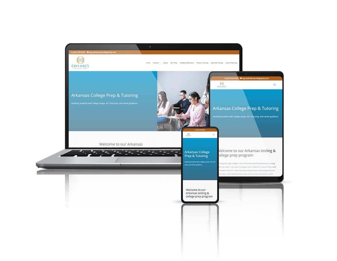 Odyssey College Prep Website